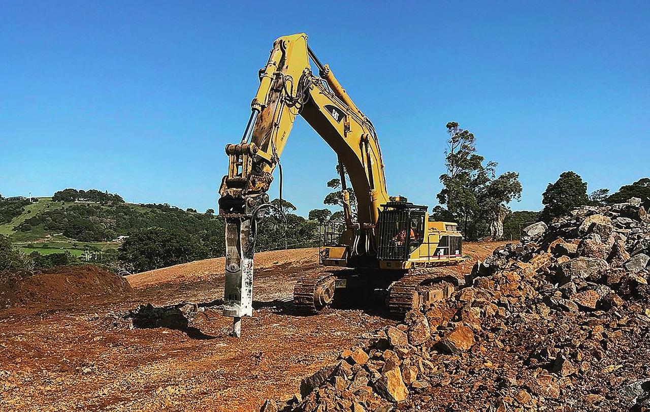 Civil earthmoving in NSW