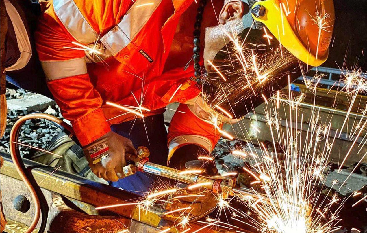 Railway maintenance in NSW