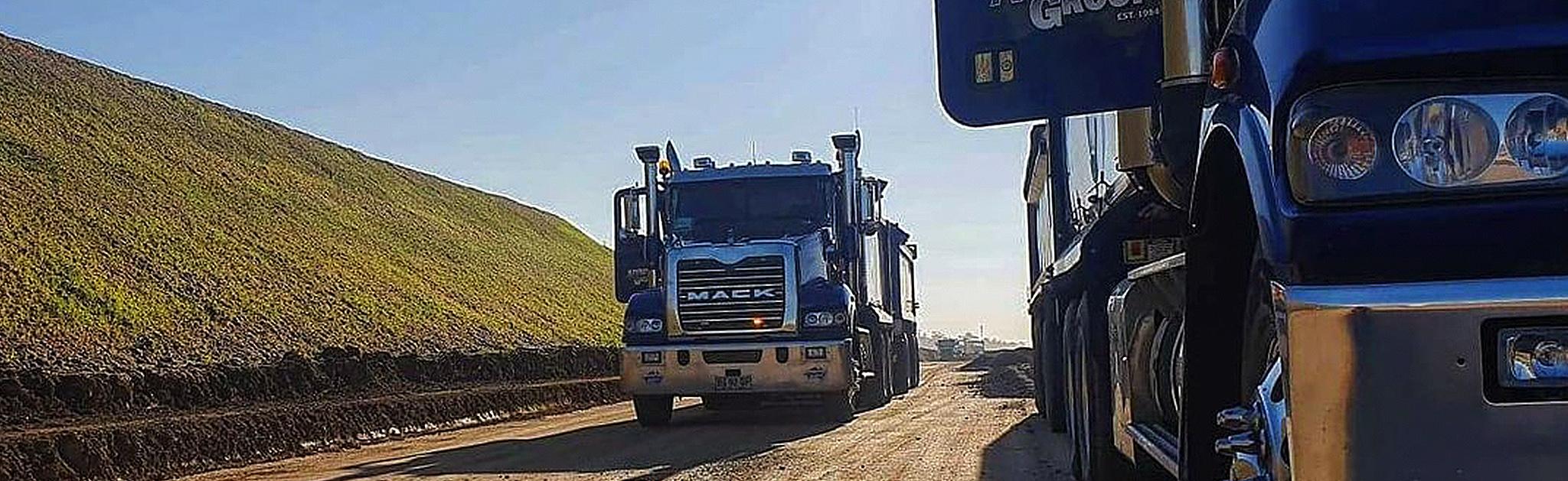 Transportation of bulk goods in NSW